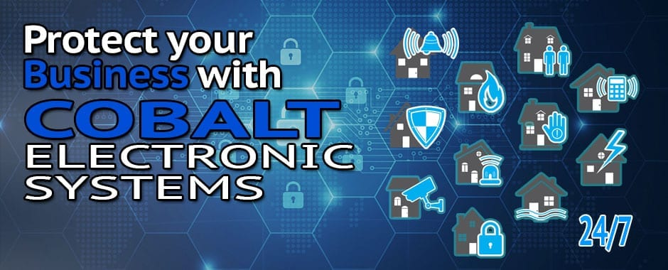Protect your business with Cobalt Electronic Systems